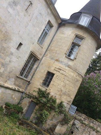 Chateau d'Auvillers: Tour Est du chateau