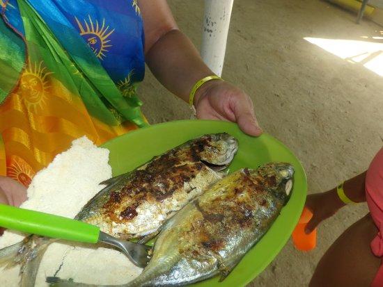 Coastal Islands, Venezuela: los pescados mas frescos y cocinados con mucho amor