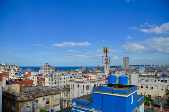 View from terrace picture of museo napoleonico havana for 104 terrace view ave