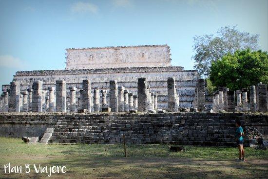 Templo de los guerreros (Chichén Itzá)