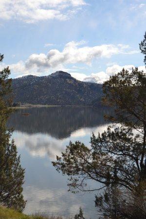 Prineville, OR: Vue sur le lac