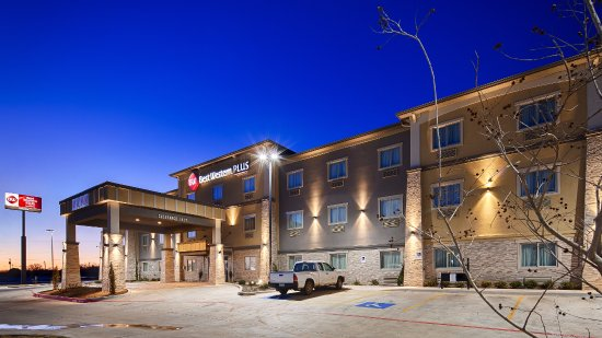 Best Western Plus Lonestar Inn & Suites