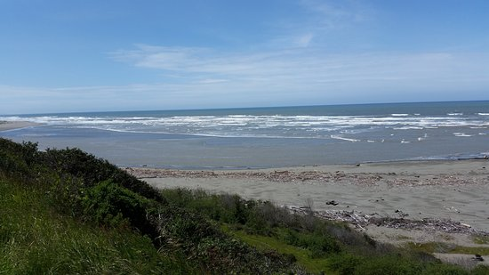 McKinleyville, CA: coastline