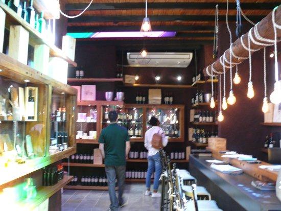 Maipu, الأرجنتين: restaurante