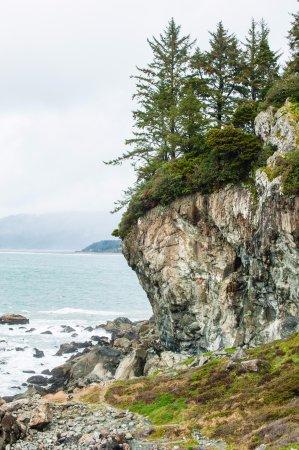 Trinidad, Калифорния: point of rocks