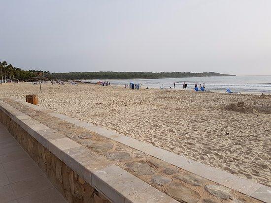 Rooms: Sa Coma Beach; A Short Walk From The Hotel.