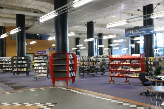 Wellington City Library 1