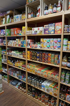 Shepherdstown, Virginia Occidental: A large selections of groceries to fit everyone's needs