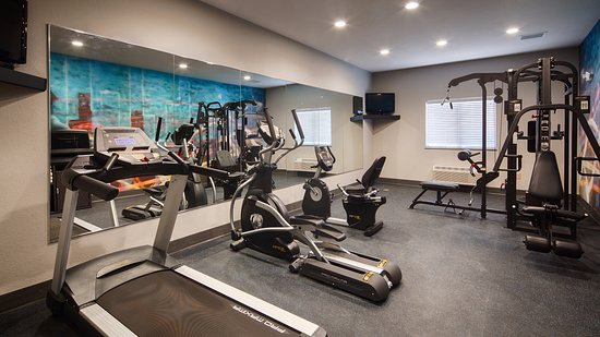 Colorado City, TX:   Our fitness center is outfitted with everything you need for a great workout.