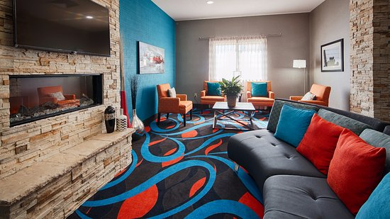 Colorado City, TX:   Business and leisure travelers alike will notice our stylish lobby is the perfect refuge for t