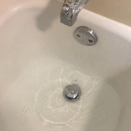 Gaithersburg, MD: Slow Draining tub.