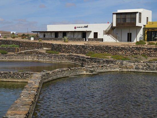 Antigua, Espagne : Museo de las Salinas del Carmen