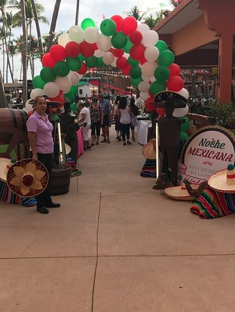 Villa del Palmar Beach Resort & Spa: EL Patron Mexican Fiesta Night