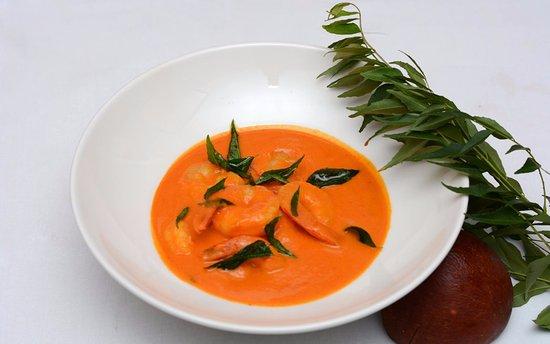 Blessington, Irlandia: Goan Seafood Curry