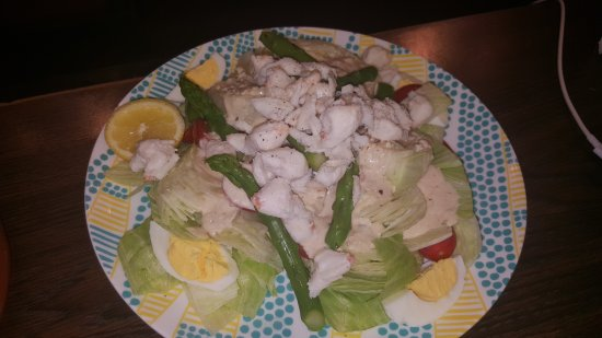 Jumbo lump crab meat for the