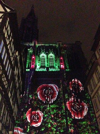 Страсбургский собор: Cathédrale Notre-Dame de Strasbourg