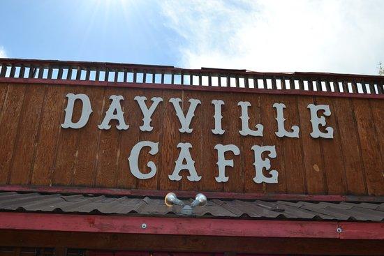 Dayville, Oregón: Enseigne