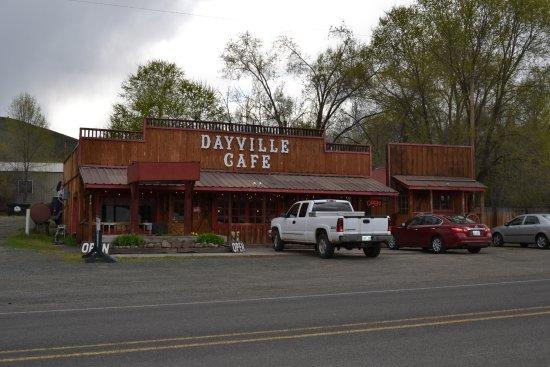 Dayville, Oregón: façade