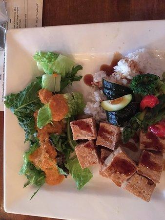 Chula Vista, CA: Tofu
