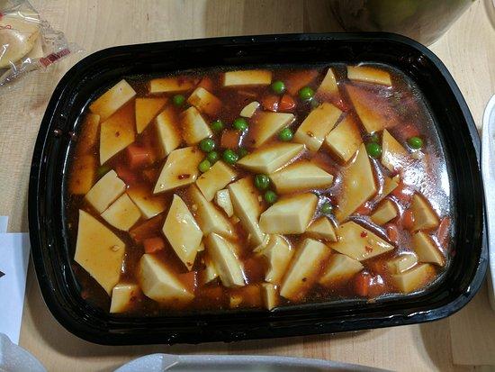 Dublin, OH: Ma Po tofu