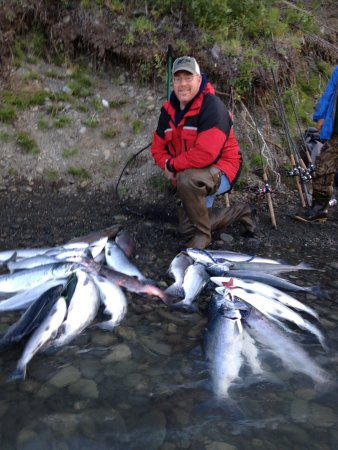 Soldotna, AK: Another great day on the Kenai