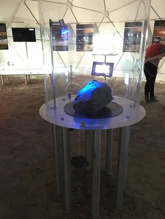 Museo del Meteorito: photo2.jpg