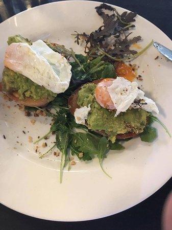 Ipswich, Australien: Smashed Avocado