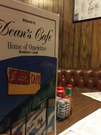 Dean S Cafe Pleasanton Menu
