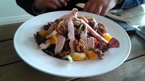 Paekakariki, Yeni Zelanda: Chicken Salad