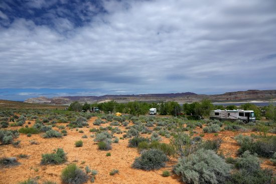 Wahweap Campground لوحة