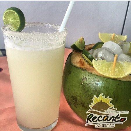 Catole Do Rocha, PB: Limonada Topical com Agua de Coco