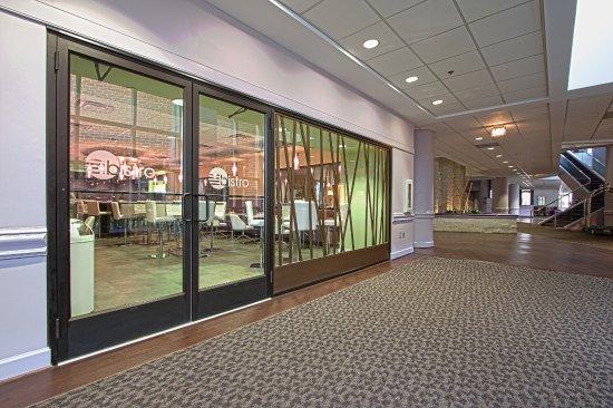 Kellogg Conference Hotel at Gallaudet University: Bistro