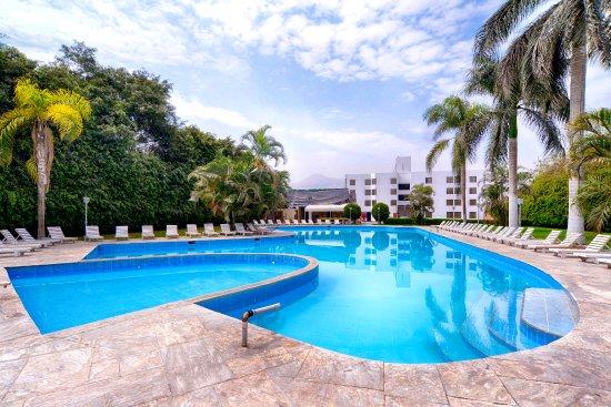 Hotel la hacienda desde s 111 lima per opiniones y for Piscinas norte