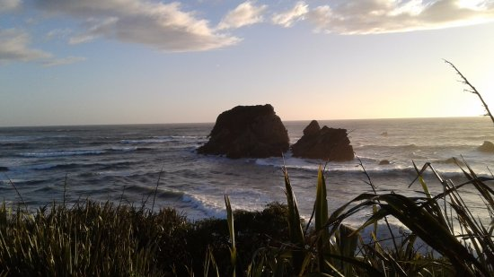 Westport, Nova Zelândia: Beach