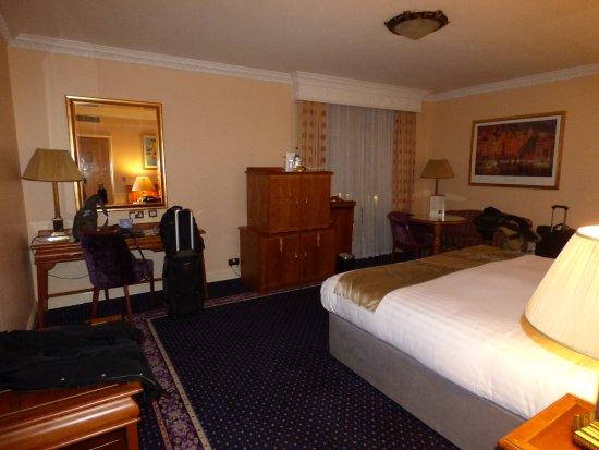 Park House Hotel: Room 123
