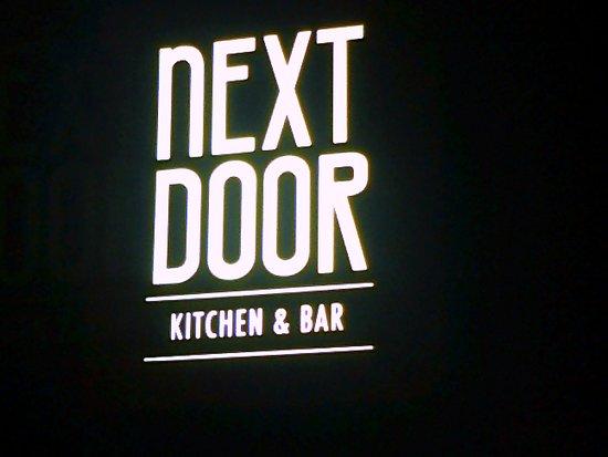 dcaeb496ae6 Next Door Kitchen and Bar  Le soir