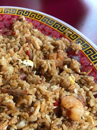 Truro, Canada: House Fried Rice