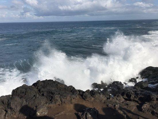Saint-Leu, Isola della Reunion: Impressionnant