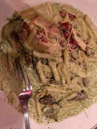 Troy, MI: Pasta Al Pesto
