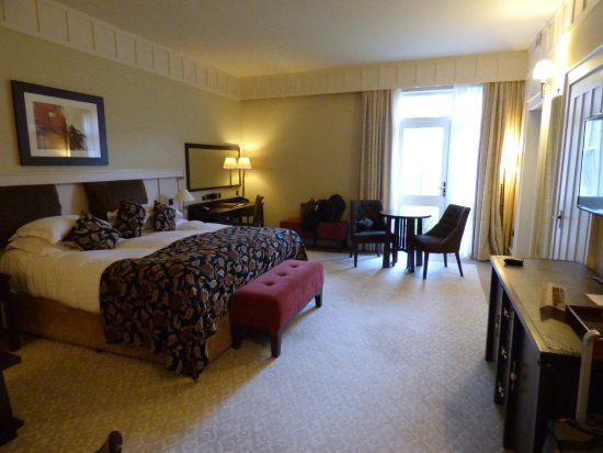 Lough Eske Castle, a Solis Hotel & Spa: Room 123