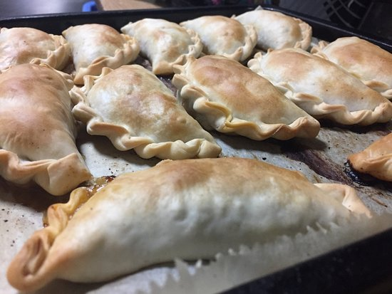 Atahualpa Steak House: Empanadillas criollas