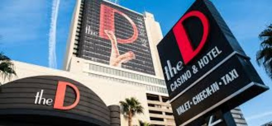 The D Casino Hotel Las Vegas: Great accommodations downtown.