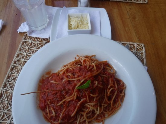 Il Giardino | Bar - Restaurante: Better than other places in Puerto Ayora