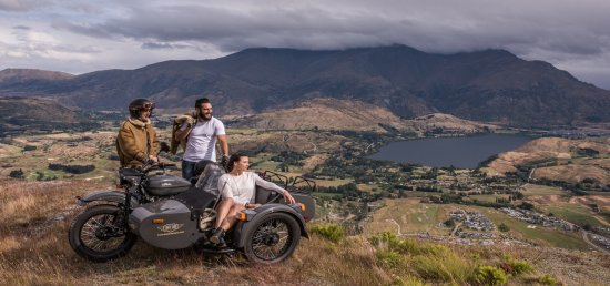 Side By Side Sidecar Tours