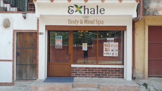 ‪Exhale: Body & Mind Spa‬