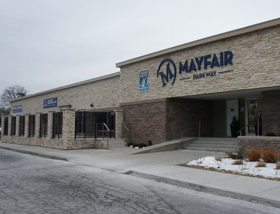 Markham, Canada: Mayfair Parkway - exterior front entrance