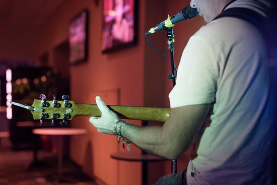 Merimbula, Australia: Live entertainment every Saturday night