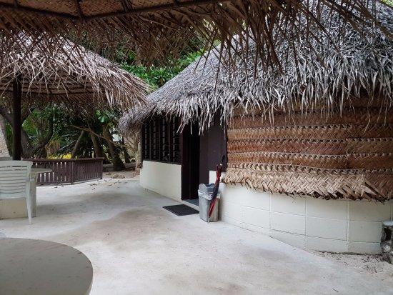 Tongatapu Island, Tonga: Fale 3