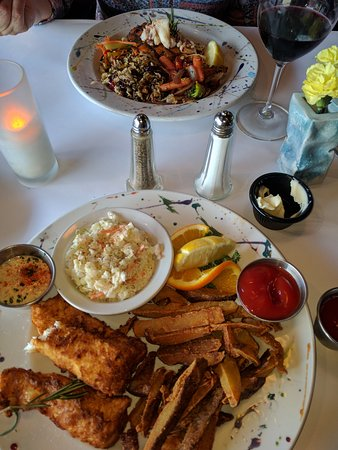 Silver Salmon Grille: IMG_20170427_175332_large.jpg
