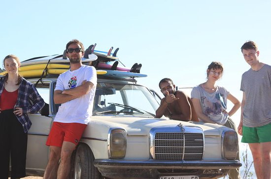 7-Night Surf Camp em Tamraght Marrocos